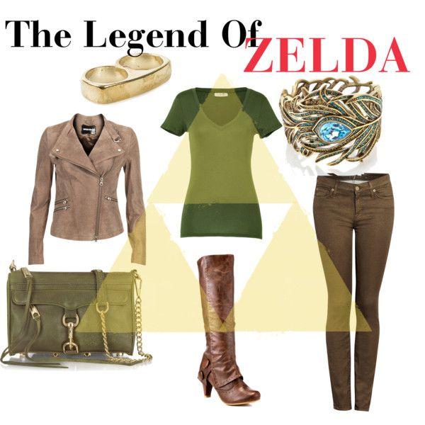 """""""Link (Legend of Zelda)"""" by jerridawn on Polyvore"""