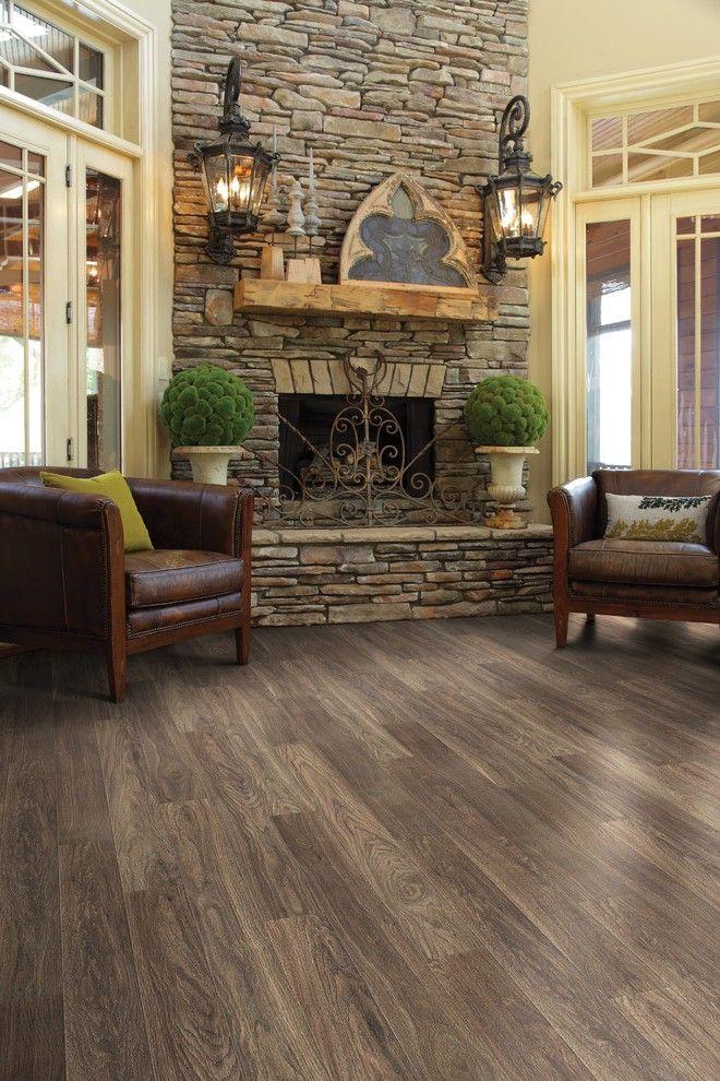 vinyl plank flooring in kitchen rustic with luxury floor