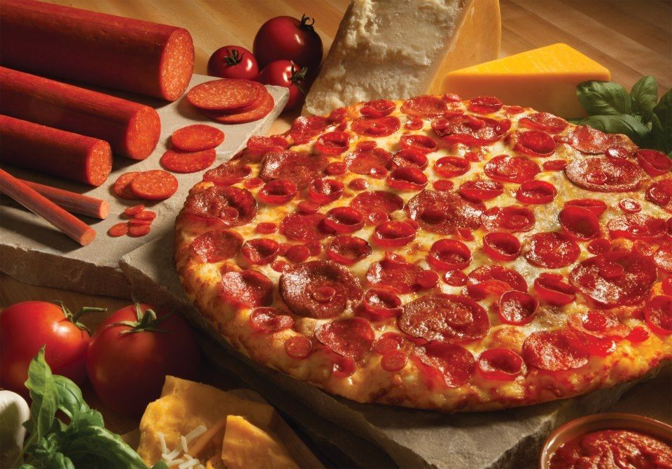 Exceptional Try It Now At Round Table Pizza In Alamo Plaza
