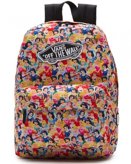 4213b644fa5 Vans x Disney - Vans voor een Disney-prinses - Nieuws - Fashion ...