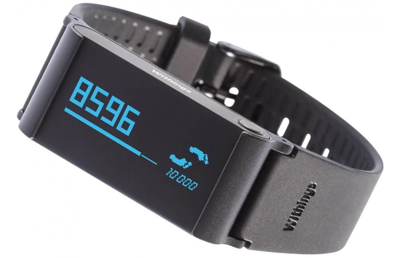 Withings pulse ox fitness tracker wristband fitness tracker
