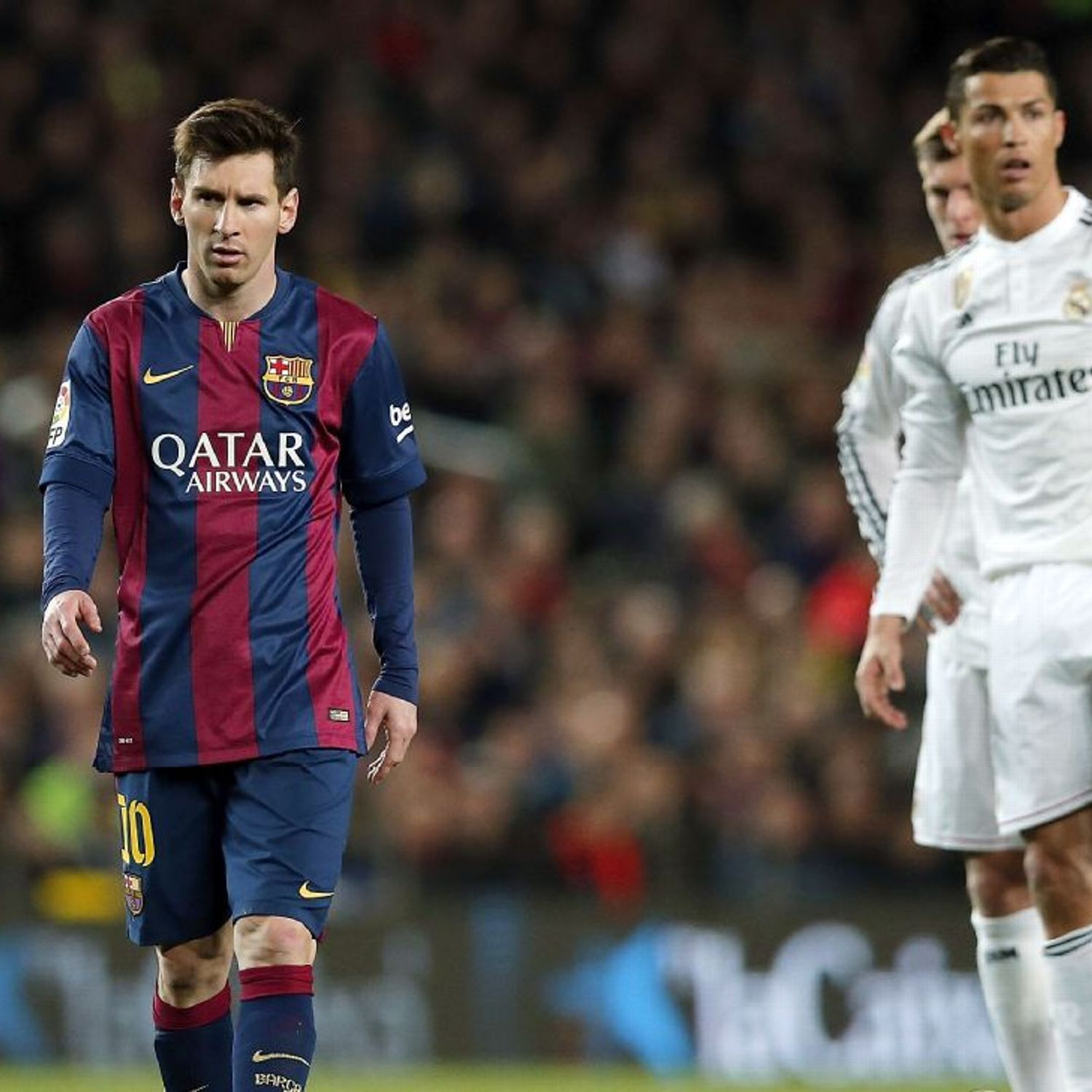 Cristiano Ronaldo I M Not Playing Just Lionel Messi: Cristiano Ronaldo: Lionel Messi And I Do Not Have A 'big