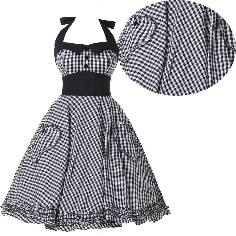 S housewife vintage retro swing party pinup rockabilly evening