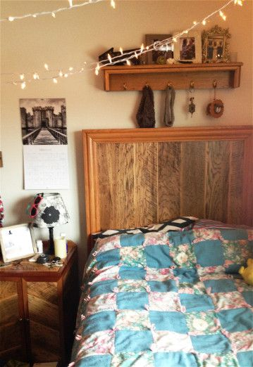The first blog post! Learn a little bit about me, my top ten favorite things in my room, and get acquainted with the blog