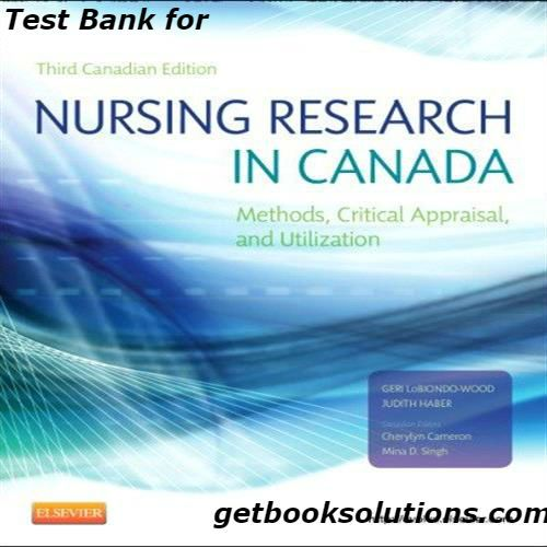Test bank for nursing research in canada 3rd edition by lobiondo test bank for nursing research in canada 3rd edition by lobiondo wood downloadnursing research in canada 3rd edition answer questiondownload pdf fandeluxe Images
