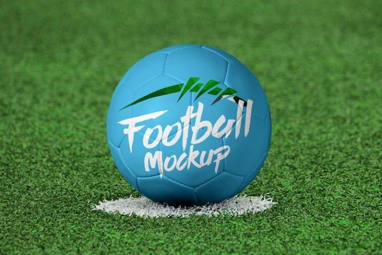 Download Free Soccer Football Mockup Psd Soccer Mockup Psd Mockup