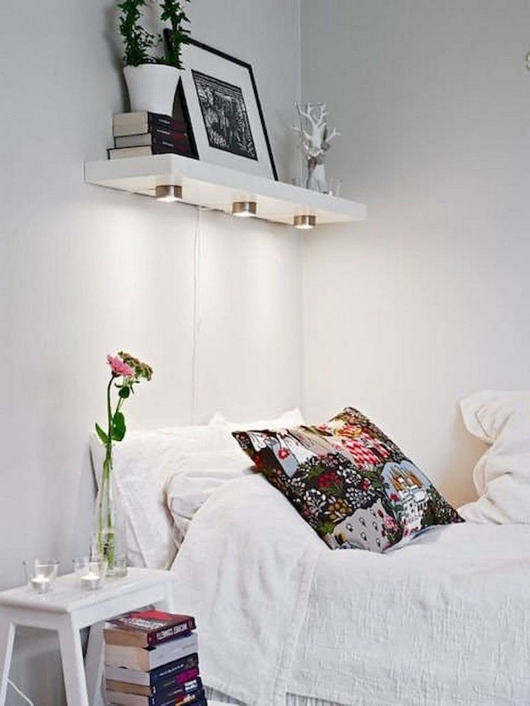85 Luxury Cool Small Bedroom Decorating Ideas Page 19 Of 86