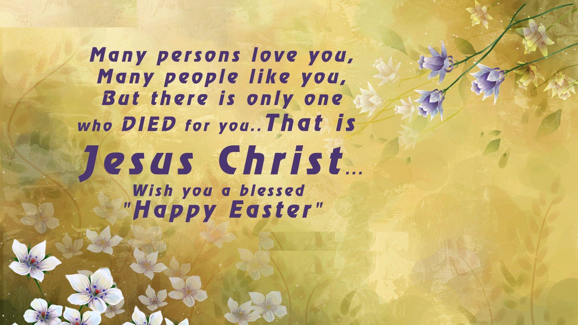 Easter Sunday Jesus Christ Quotes 2018 Easter Pinterest Easter