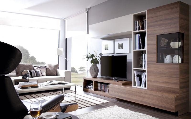 Barcelona Muebles Salon.Acogedora Sala De Estar Con Espacio Para Todo Www