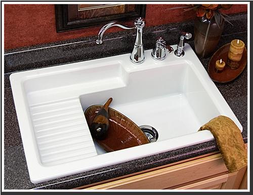 Corstone Sink With Drainboard  Design Kitchen  Pinterest Unique Kitchen Sinks With Drainboards 2018