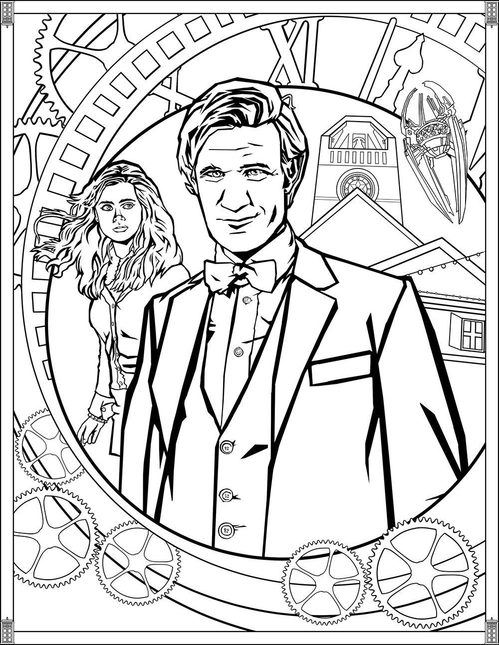 The Eleventh Doctor (Matt Smith) | Doctor Who | Fun.com | Pinterest