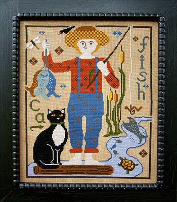 Carriage House Samplings - Cross Stitch Patterns & Kits