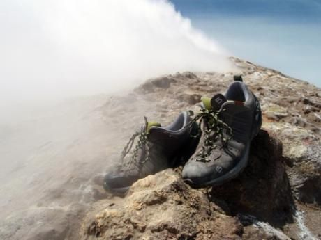 5 Ten Camp Four's.... best hiking/climbing shoes I've had yet.