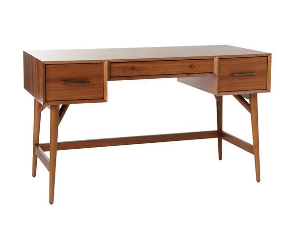 """""""Some assembly required"""" is such a scary phrase isn't it? We tested this desk and other furniture to find out exactly how difficult it really is to build them. #hgtvmagazine http://www.hgtv.com/homekeeping/easy-to-assemble-furniture/pictures/page-7.html?soc=pinterest"""