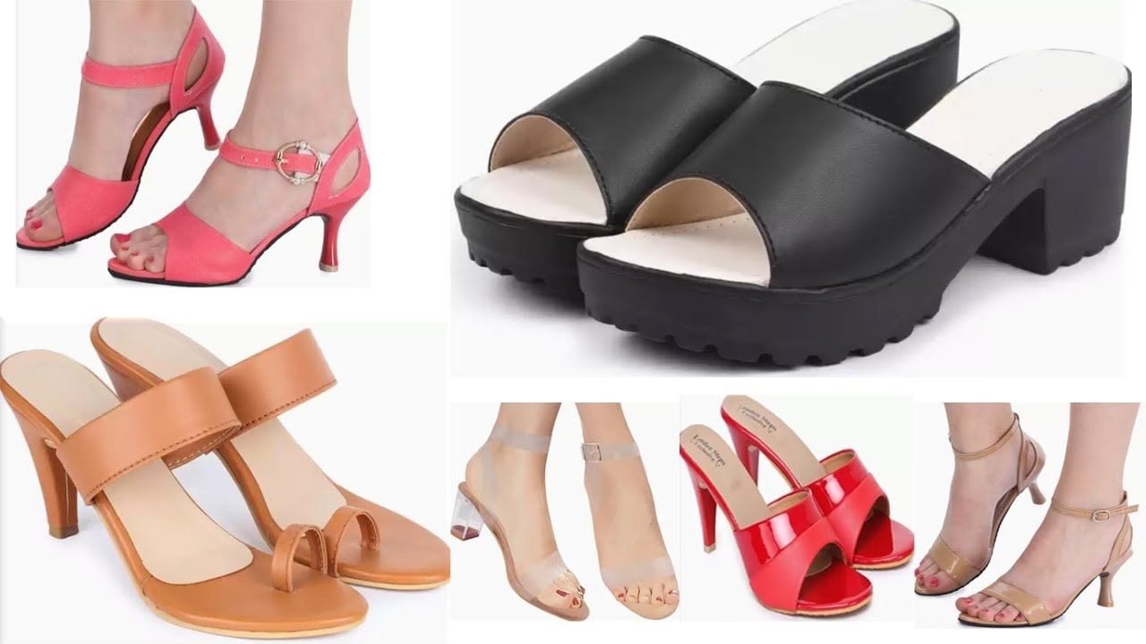Stylish High Heel San