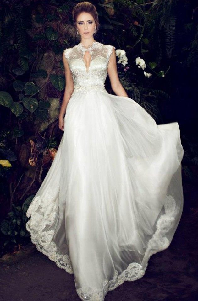 Glamorous Wedding Dresses With Incredible Elegance | Boda ...