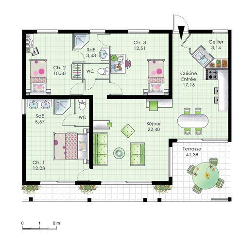 Grande Villa  Plans De Maison Plans Et Recherche