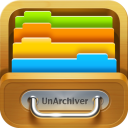 Unarchiver File Manager Iconos Graficos Simbolos