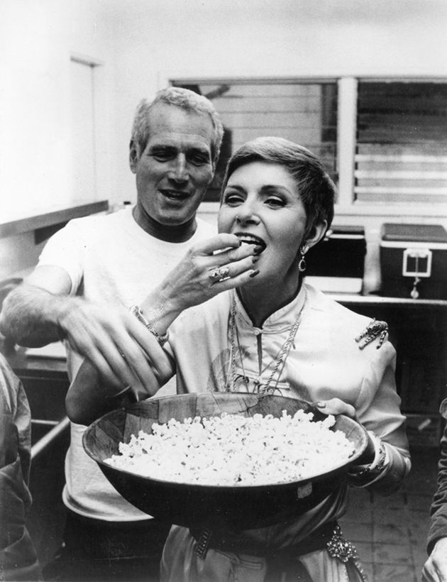 Paul Newman And Joanne Woodward Prove That True Love Is Real