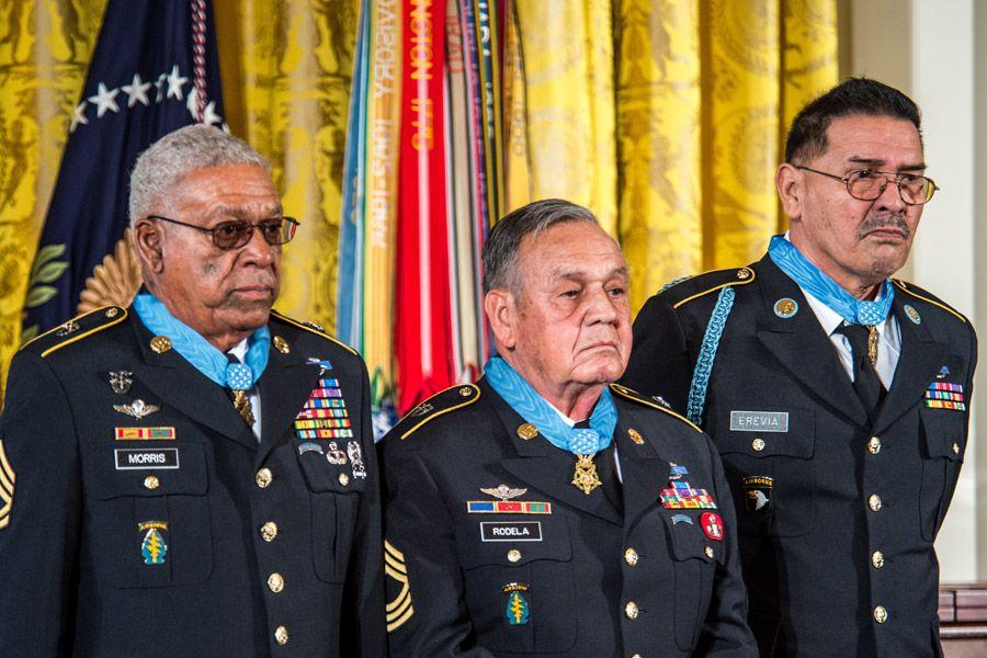 Vietnam War Medal of Honor recipients Medal of honor