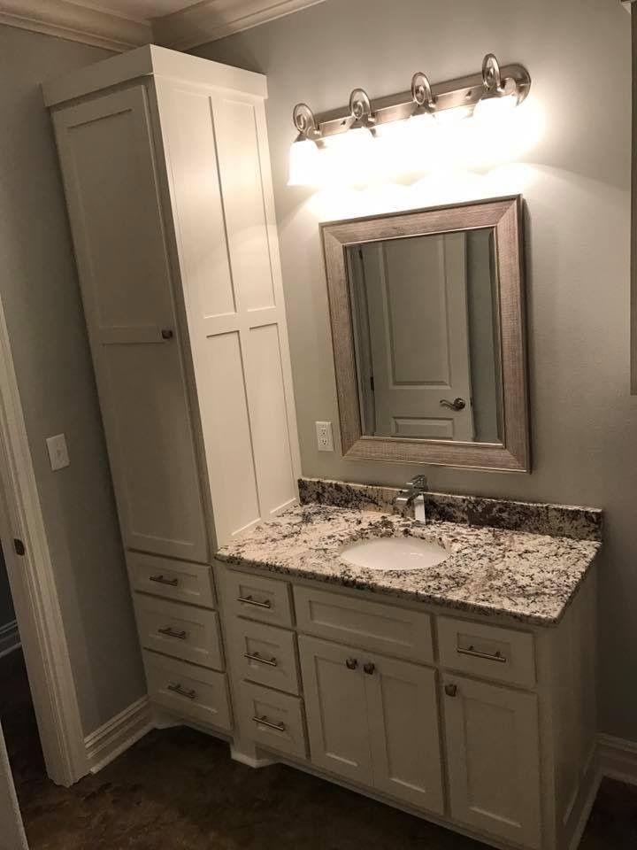 Vanity Shelves Decor
