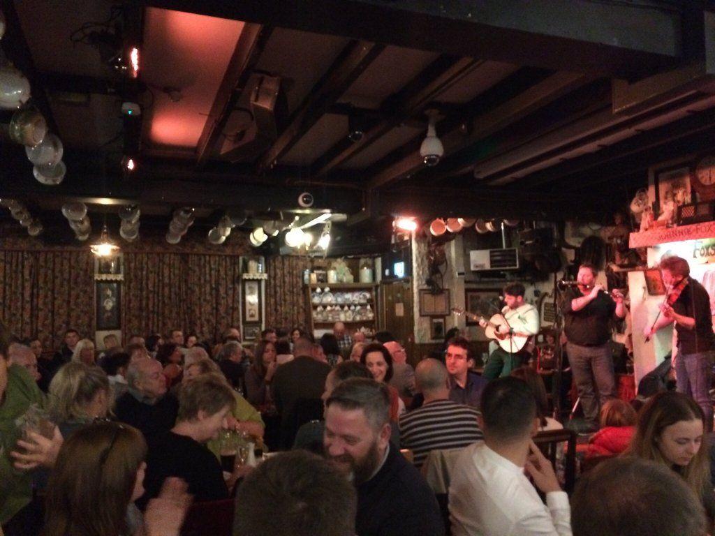 Johnnie Fox's Pub, Glencullen Restaurant Trip advisor