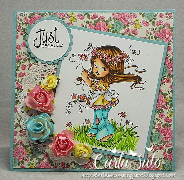 Good Morning Fellow Crafters and Elisabeth Bell fans,     It's hard to believe that the month of October is almost over, A week to go a...