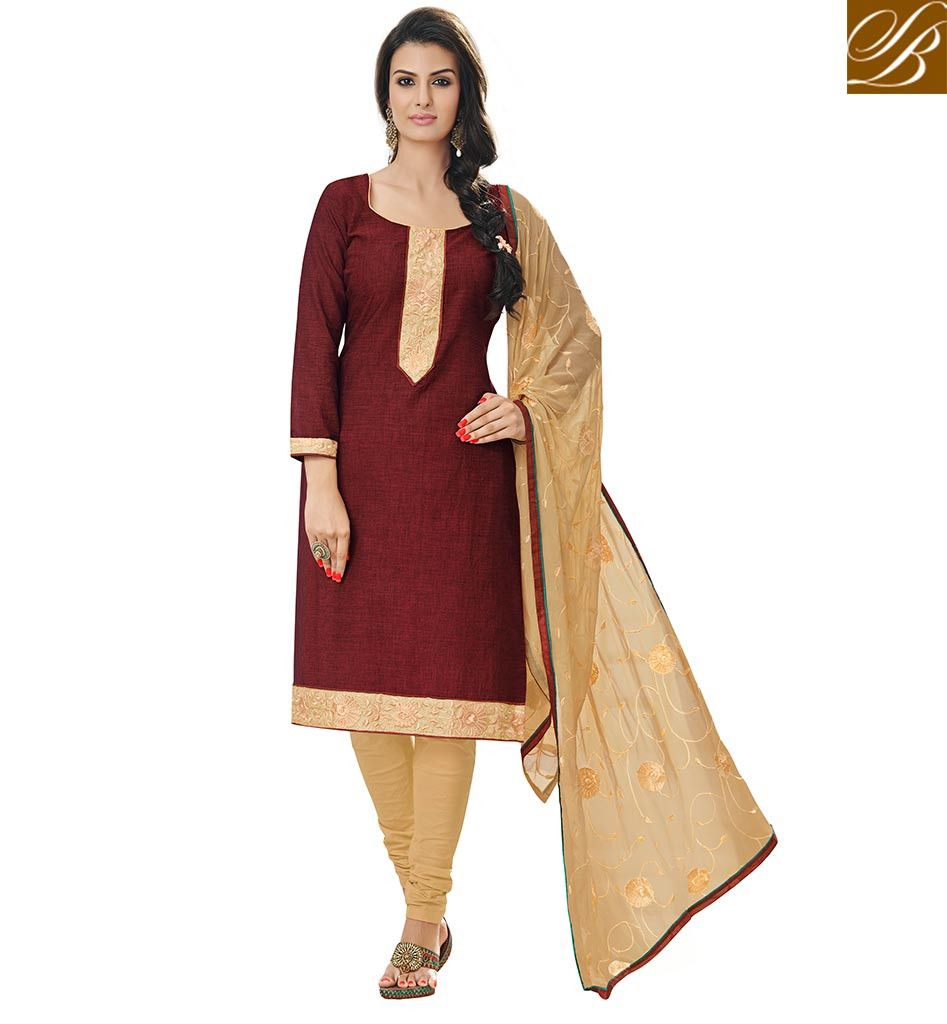 d18f51433f Churidar salwar style punjabi suit online shopping india at best .