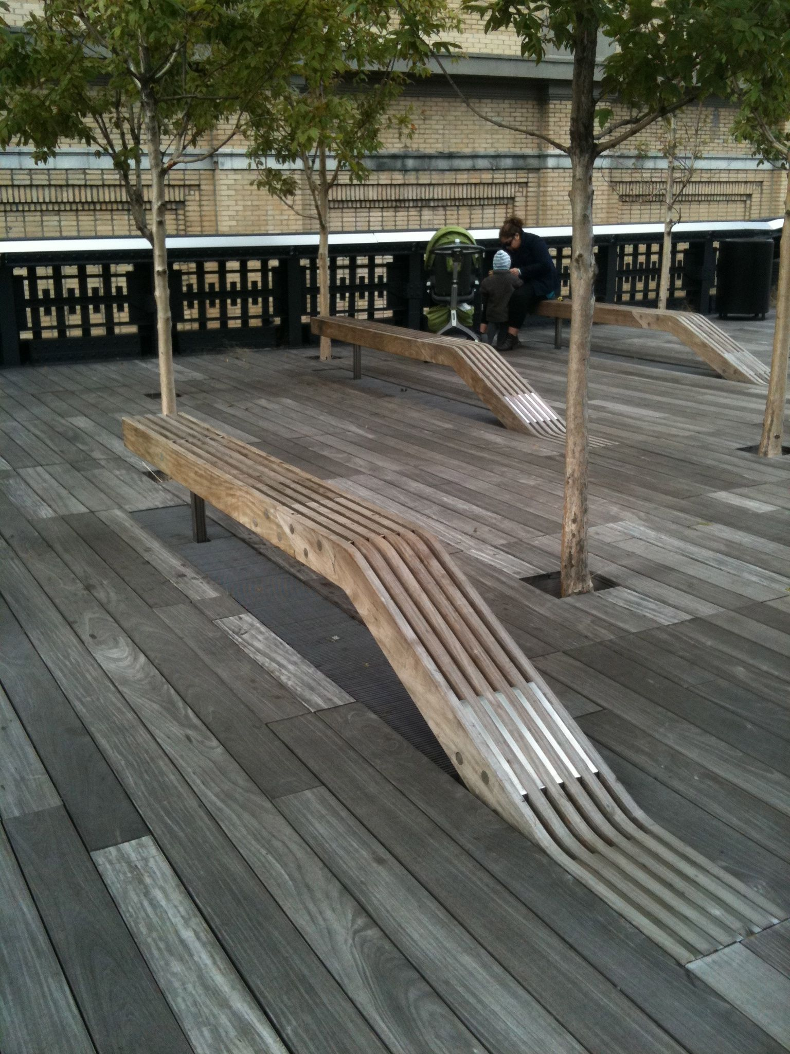 highline landscape architecture