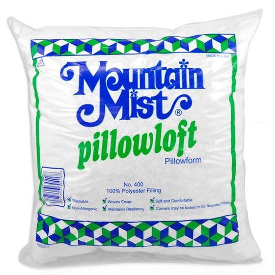 "Pillowloft Pillow Form - 20"" x 20"""