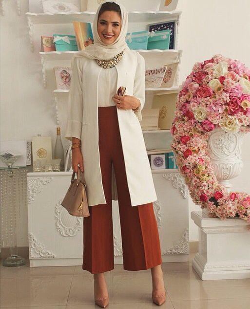 Fa6ma7sam #hijabfashion