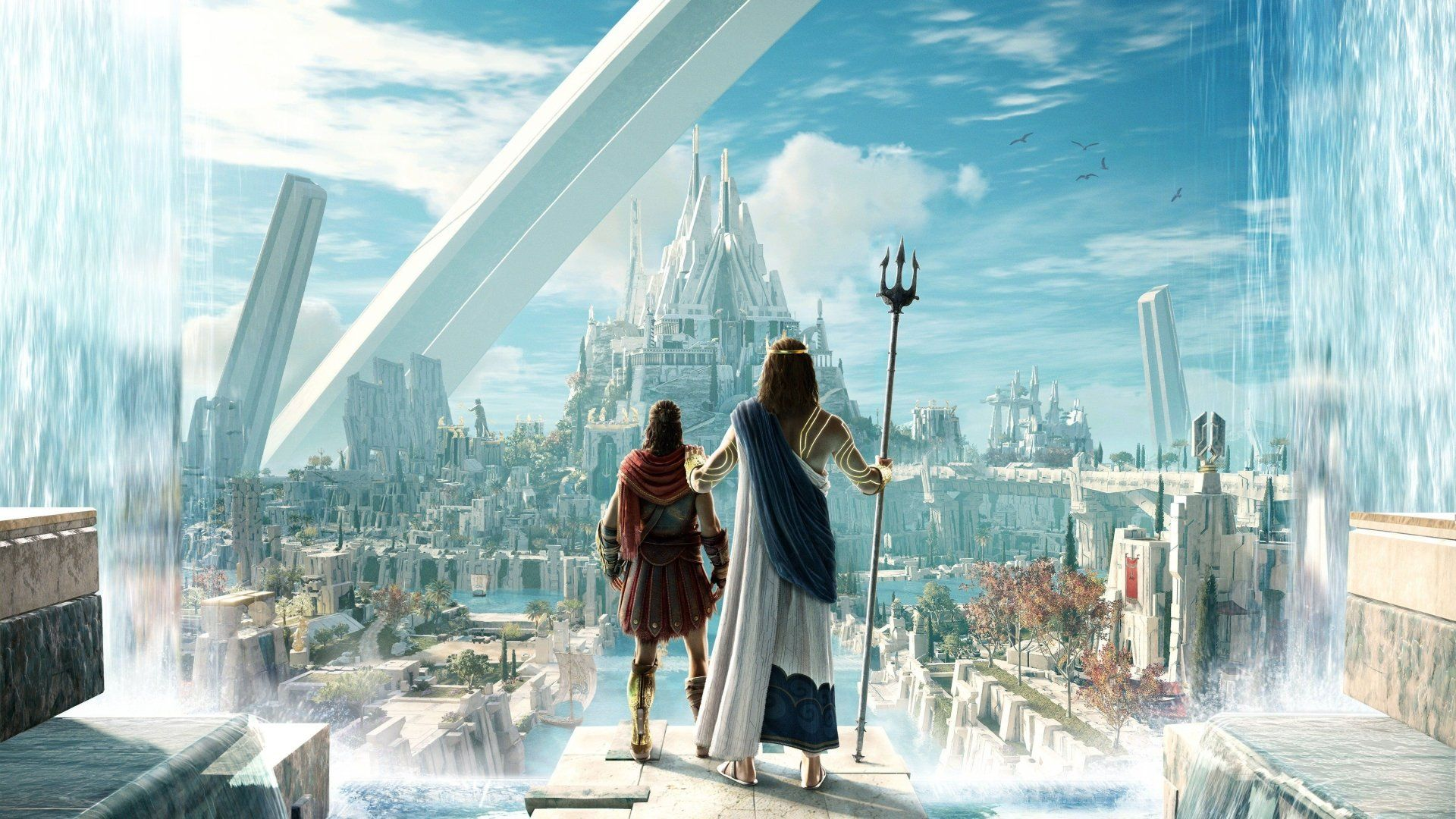 Pin By Ryan H On Pinbored In 2020 Assassin S Creed Wallpaper Assassins Creed Assassins Creed Odyssey The fate of atlantis episode 3