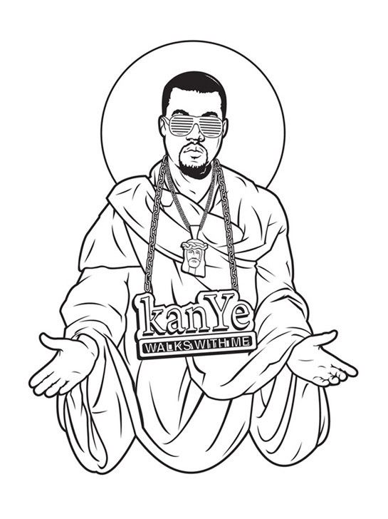 pin by taylur spencer on stickers pinterest deities Kanye West and Amber Rose say what you will about yeezy the man is the perfect muse for the masses