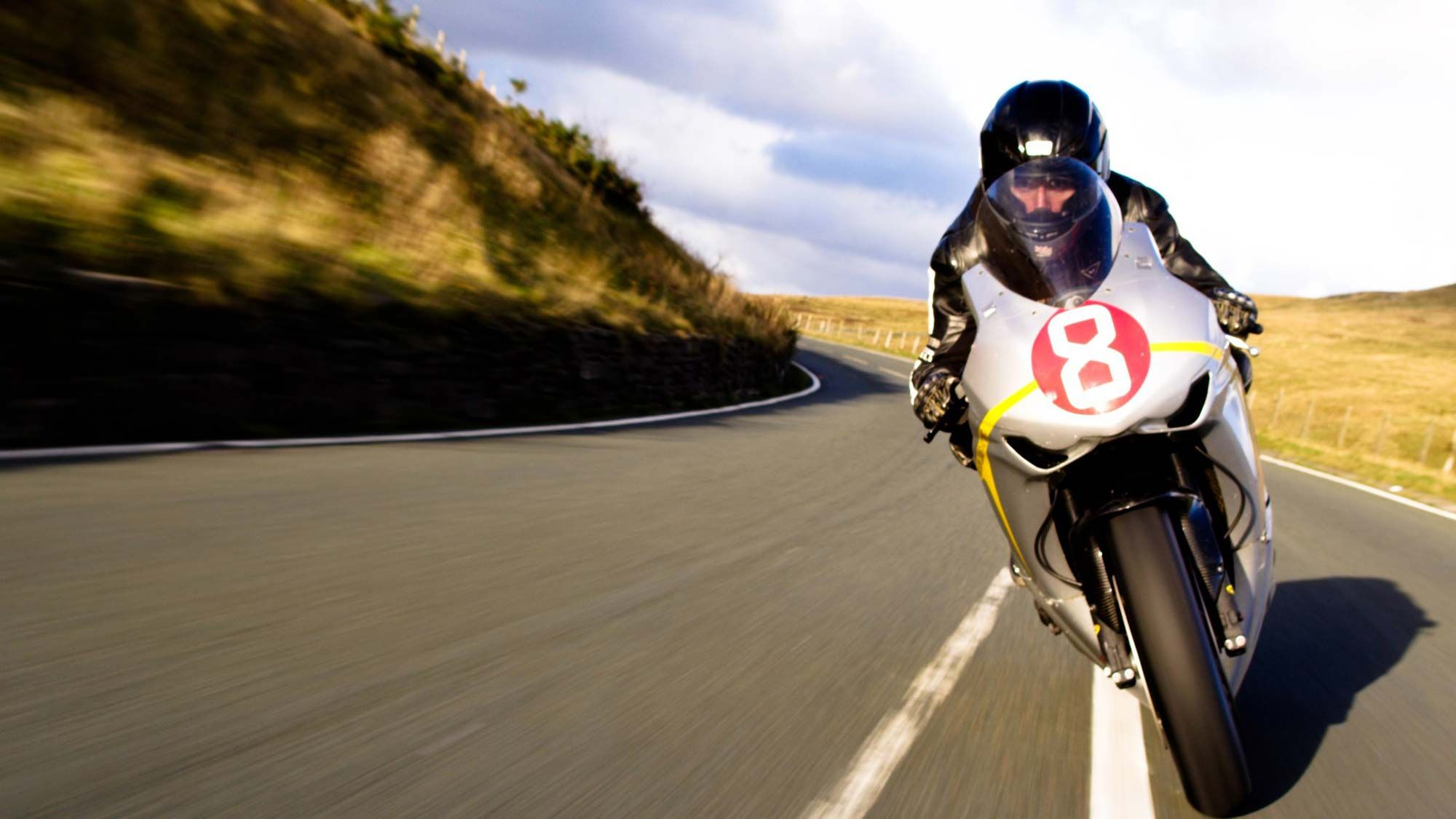 Guy Martin... THE FAVOURITE!!!