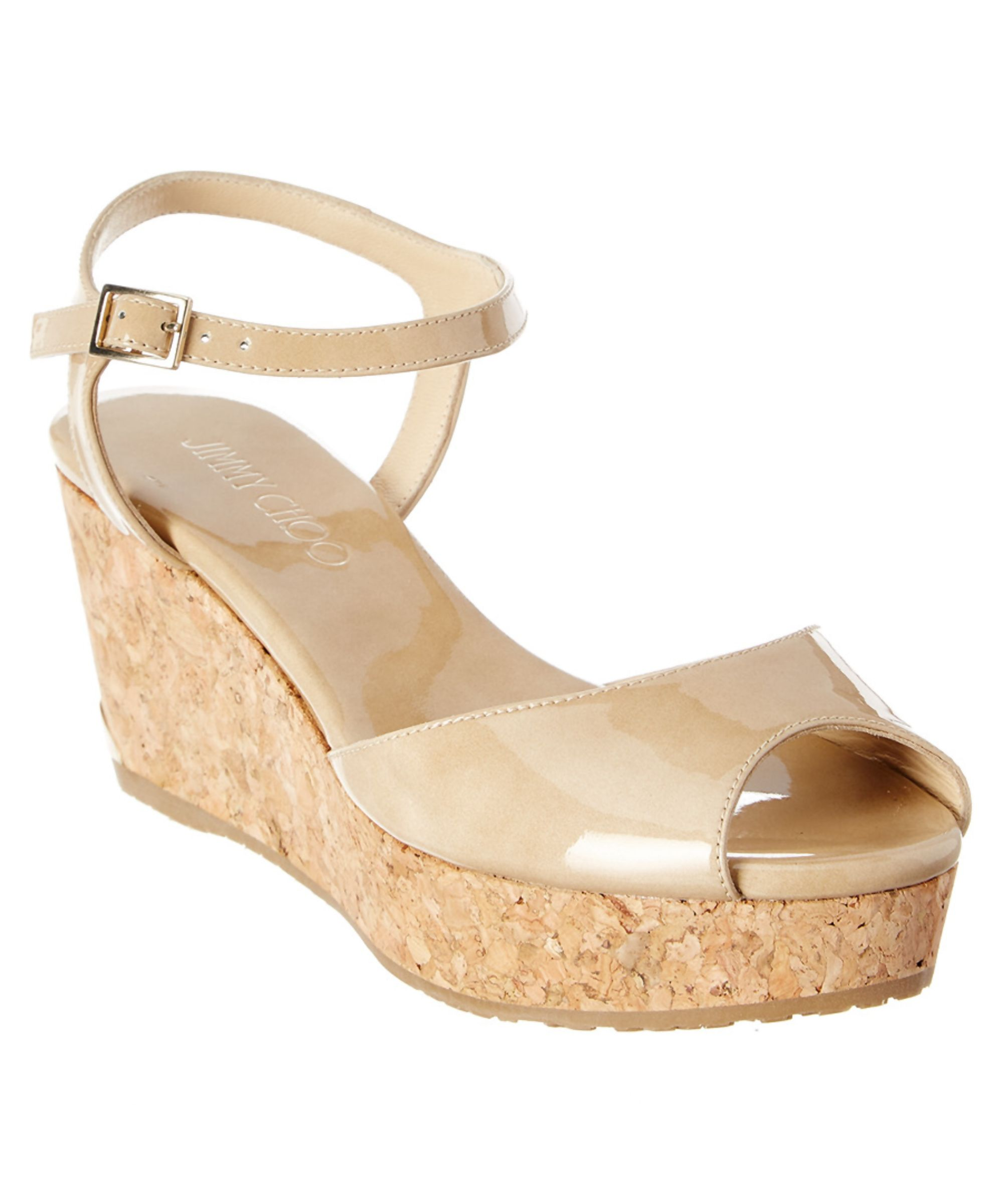 Jimmy Choo Perla 70 wedge sandals discount visit new very cheap online outlet nicekicks discount shop for dXUIwkRB