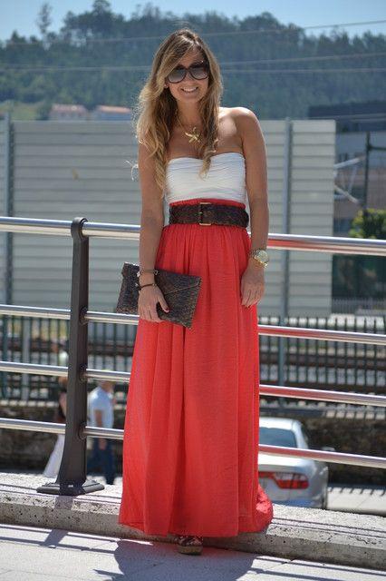 Iria Fole Santiago De Compostela Es Moda Estilo Moda Moda Faldas