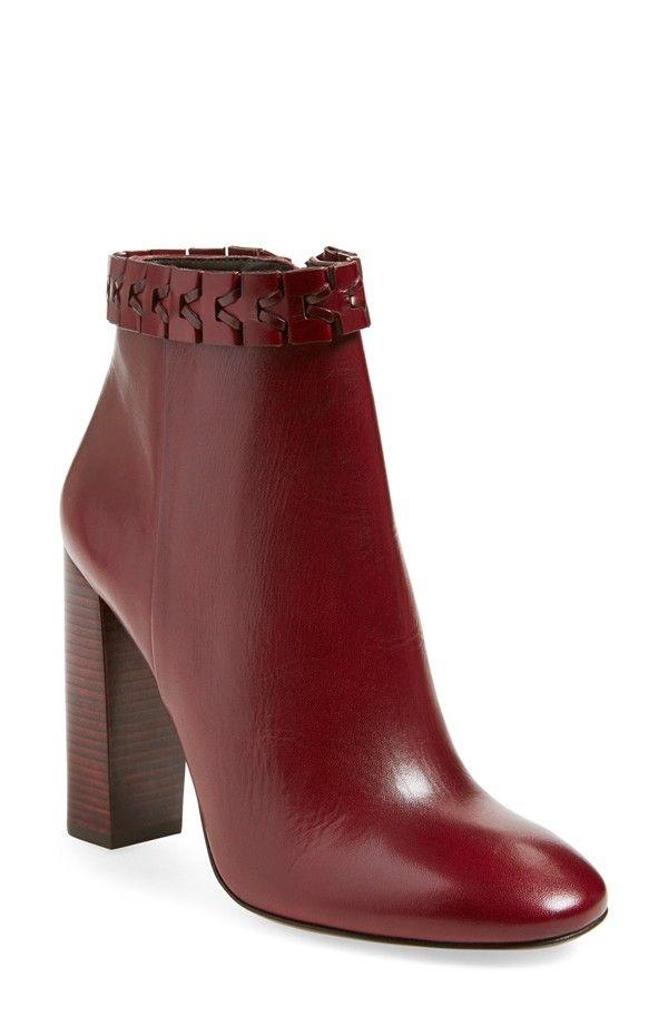 abc8ccb24f9f Tory Savara Red High Heel Boots