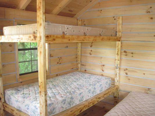 Twin Over Queen Bunk Bed Plans Murphybedsdiytwin
