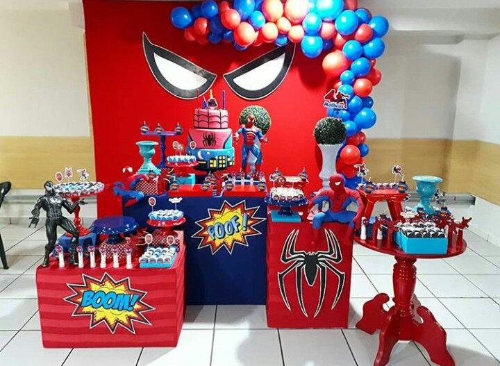 Pin By Jennifer Lyons On Christopher Birthday In 2019 Spiderman