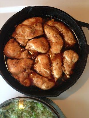 Teriyaki Chicken Tenderloin Recipe In 2019 Chicken