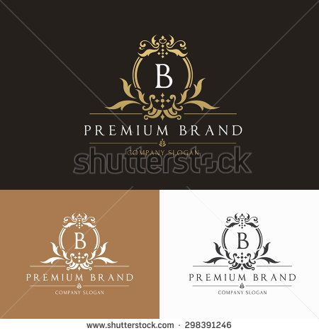 Hotel Luxury Logo Stock Photos, Images, \ Pictures Shutterstock - best of luxury invitation vector