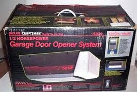 Image Result For Sears Craftsman 1 2 Hp Garage Door Opener Garage Doors Garage Door Opener Sears Craftsman
