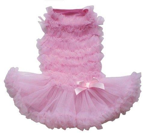 Doggie Pink Pettidress