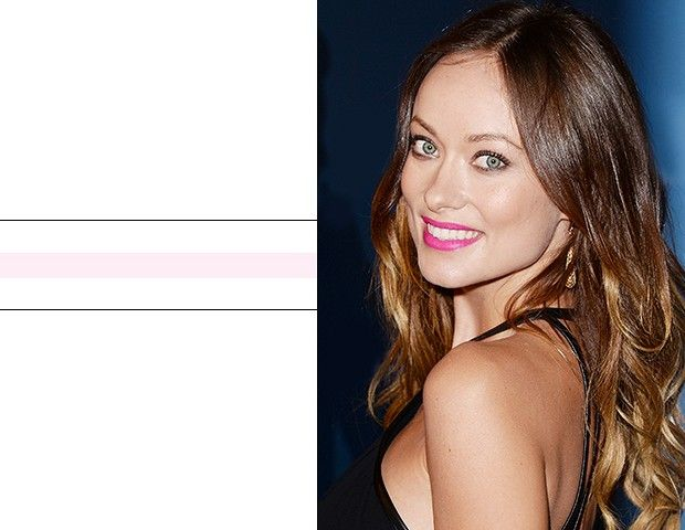 Olivia Wilde Talks Natural Skincare, Bright Makeup, and her Must-Have Products #Hair-Beauty