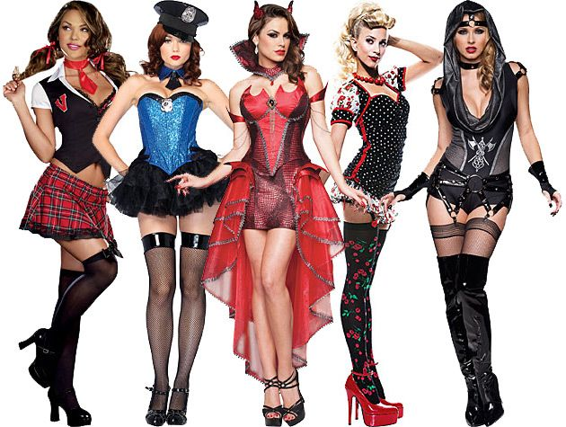 10 Hot Sexy Halloween Costumes For Women 2014 - 10 hot sexy ...