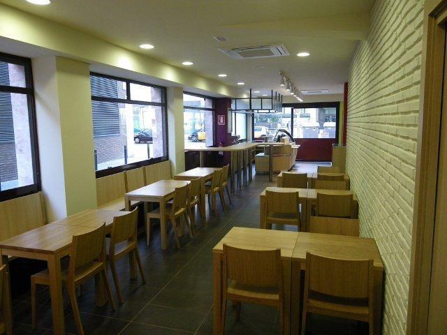 Ideas de #Mobiliario de #Cafeteria, #Comedor, #Restaurante, estilo ...