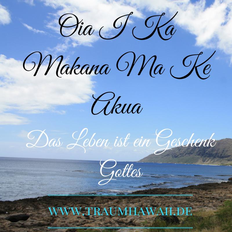 Oia i ka maka ma ke akua das leben ist ein geschenk - Land und liebe badmobel ...