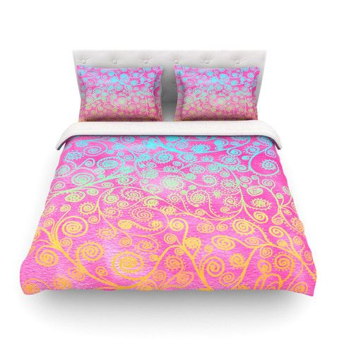 "Monika Strigel ""Get Lucky"" Cotton Duvet"