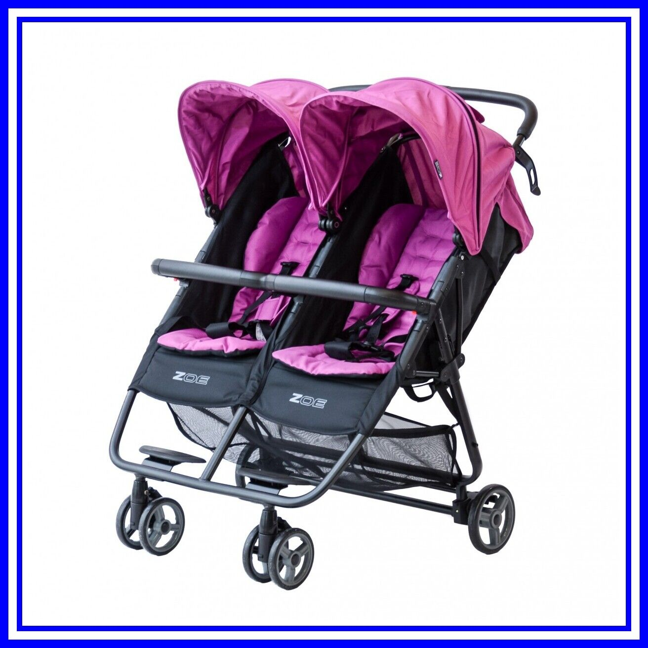 55 reference of double stroller zoe xl2 in 2020 Best