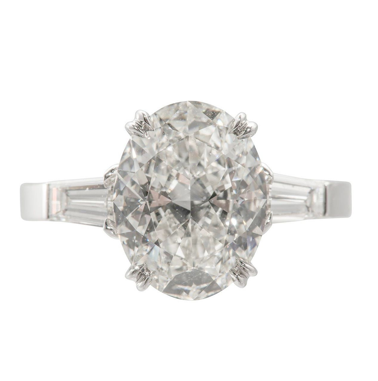 Vintage Wedding Dresses Glasgow: Sterling Silver Diamond Heart Twisted Ring (1/10cttw, I-J